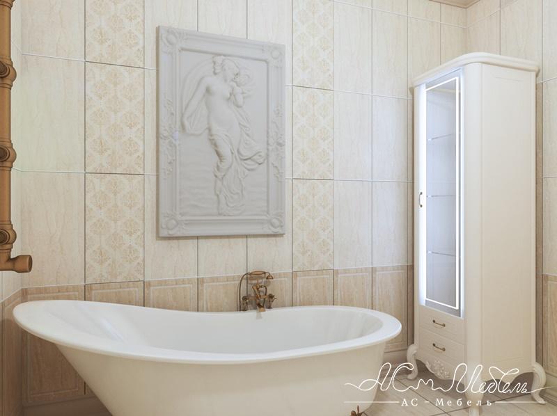 Гарнитур для ванной  ACM-M.009