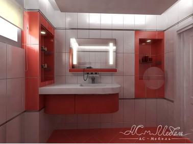Гарнитур для ванной ACM-M.070