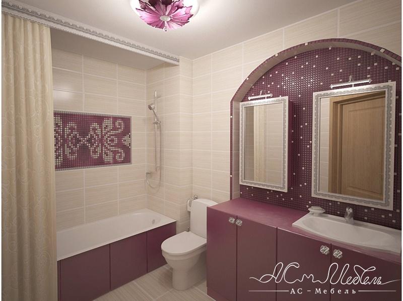 Гарнитур для ванной ACM-M.047