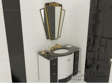 Гарнитур для ванной  ACM-M.001