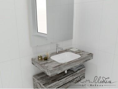 Гарнитур для ванной  ACM-M.003