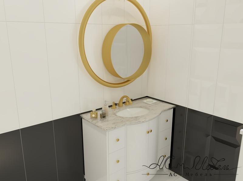 Гарнитур для ванной  ACM-M.005