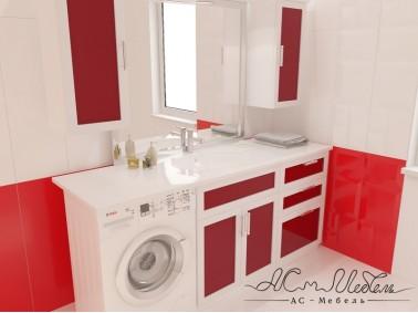 Гарнитур для ванной  ACM-M.006