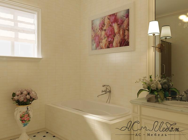 Гарнитур для ванной ACM-M.015