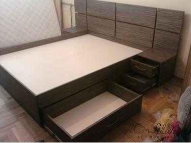 Кровать ACM-K.022