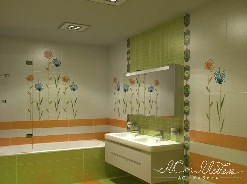 Гарнитур для ванной ACM-M.012