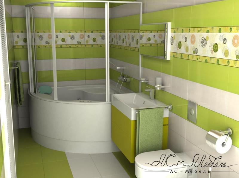 Гарнитур для ванной ACM-M.031